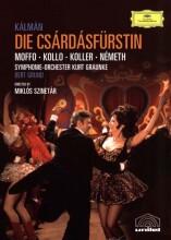 die csardasfurstin - DVD