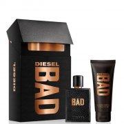 gaveæske: diesel bad eau de toilette 75 ml & shower gel 100 ml - Parfume