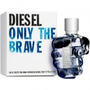 diesel edt - only the brave - 75 ml. - Parfume