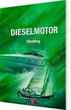 dieselmotor håndbog - bog