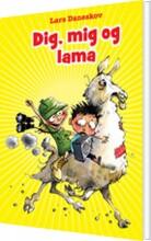 dig, mig og lama - bog