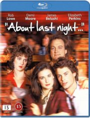 dig og mig / about last night - Blu-Ray
