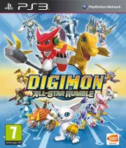 digimon all-star - rumble (import) - PS3