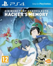 digimon story: cyber sleuth - hacker?s memory - PS4