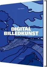 digital billedkunst - bog