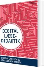 digital læsedidaktik - bog