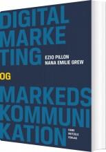 digital marketing og kommunikation - bog