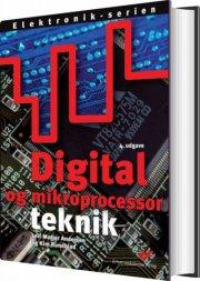 digital- og mikroprocessorteknik - bog