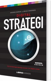 digital strategi - bog