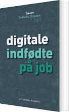 digitale indfødte på job - bog