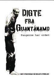 digte fra guantanamo - bog