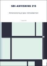 dimensionering af glas i klimaskærmen - bog