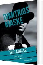 dimitrios' maske - bog