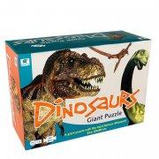 dinosaur puslespil 60 x 80 cm - Brætspil