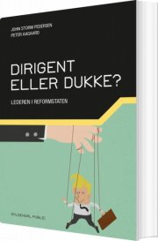 dirigent eller dukke? - bog