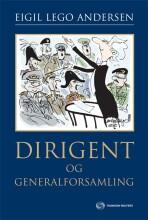 dirigent og generalforsamling - bog