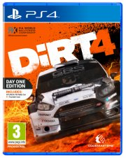 dirt 4 - day 1 edition - PS4