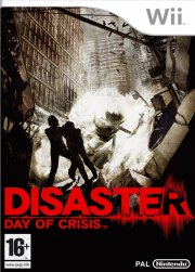 disaster: day of crisis (uk) - wii