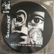 discharge - hear nothing see nothing say nothing - Vinyl / LP