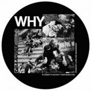 discharge - why - Vinyl / LP