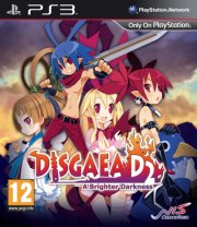 disgaea d2: a brighter darkness - PS3