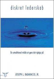 diskret lederskab - bog