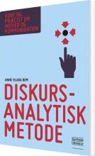 diskursanalytisk metode - bog