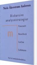 diskursive analysestrategier - bog