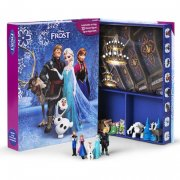 disney frost / frozen - busy book / legesæt - Figurer