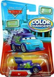 disneys biler - color changers - dj (t5641) - Køretøjer Og Fly