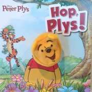 disney fingerdukkebog - peter plys - bog