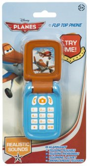 disney flyvmaskiner klaptelefon - Diverse