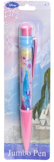 disney frost / frozen jumbo pen - 25 cm - Kreativitet