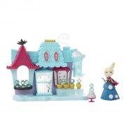disneys frost - little kingdom - arendelle butik med elsa - Figurer
