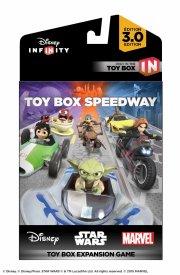 disney infinity 3.0 - speedway - toy box - Figurer