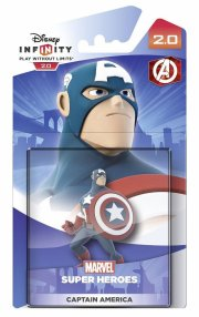 disney infinity 2.0 - captain america figur - Figurer