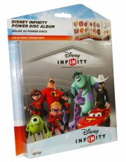 disney infinity power disc album - Figurer
