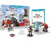 disney infinity - starter pack - dk - wii u