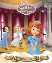 disney magiske historier - sofia - bog