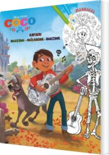 coco malebog - disney pixar - Kreativitet