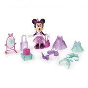 minnie mouse figur - minnie på shoppingtur - Figurer