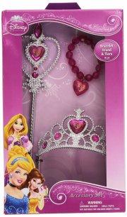 disney prinsesseudklædning - smykkesæt - Udklædning