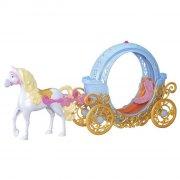 disney prinsesser - askepots hestevogn - Figurer