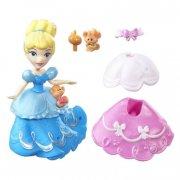 disney prinsesse dukke - lille askepot med tøj - Dukker