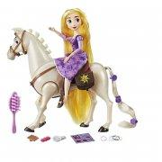 disney princess - maximus og rapunzel 2-i-1 pakke - Dukker