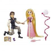 disney prinsesse dukke - rapunzel bliver forlovet - Dukker