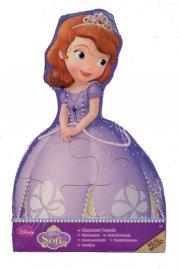 prinsesse sofia den første puslespil i træ - disney - Brætspil