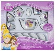 tesæt med disney prinsesser - 13 dele - Rolleleg