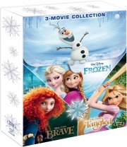 frost // tangled // brave - Blu-Ray