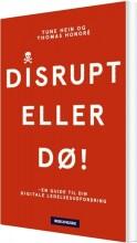 disrupt - eller dø! - bog
